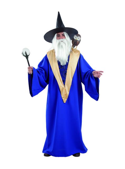 Déguisement sorcier Merlin
