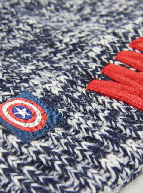 Čepice pro muže Marvel šedá - koupit