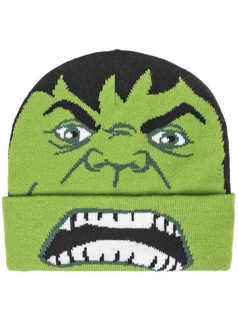 Čepice pro chlapce Hulk - The Avengers