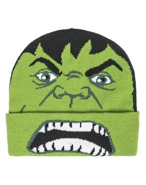 Czapka Hulk dla chłopców - Avengers