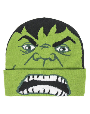 Hulk шляпа для мальчиков - Мстители