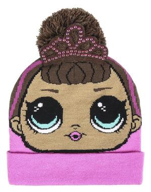 LOL сюрприз капелюх для дівчаток в рожевому