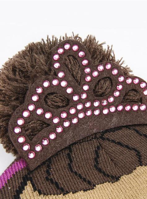 Różowa czapka LOL Surprise dla dziewczynek - tanio