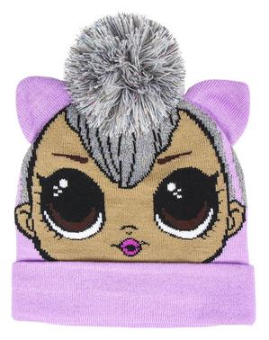 LOL Surprise Mütze mit Bommel für Mädchen