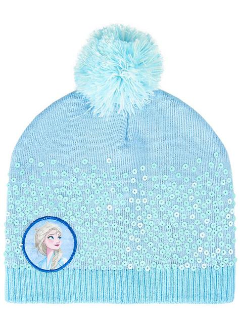 Frozen 2 hat for girls in blue - Disney
