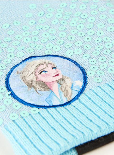 Frozen 2 hat for girls in blue - Disney - cheap