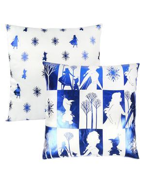Frost kudde vit - Disney