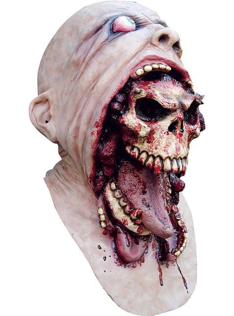 Чудовищна маска на Чарли за Хелоуин