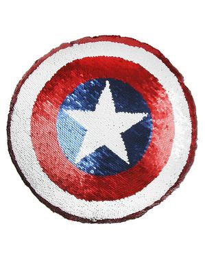 """Декоративна възглавница с Капитан Америка– """"Отмъстителите"""""""