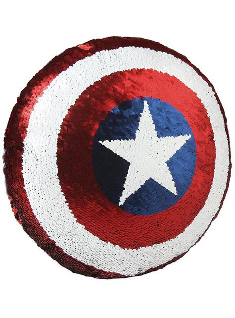 Poduszka Kapitan Ameryka - Avengers - dla prawdziwych fanów