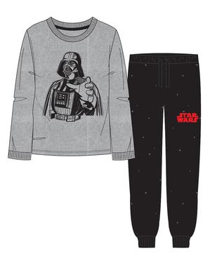 Pyžamo Darth Vader pro dospělé - Star Wars