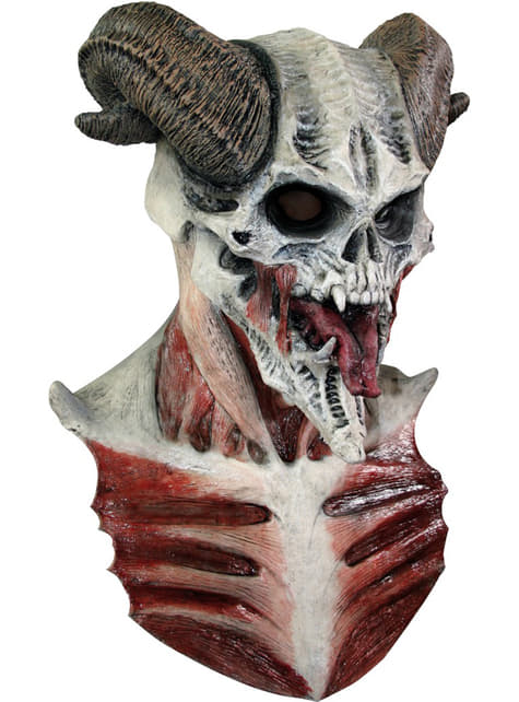 Máscara Devil Skull Halloween