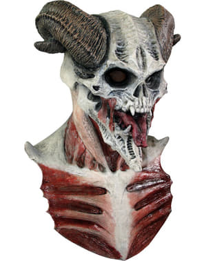 Devil Skull Halloween Mask