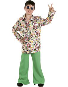 Disfraz de Años 70 para niño