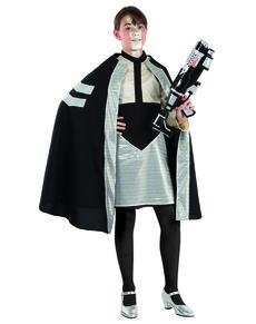 Disfraz de viajera galáctica para niña
