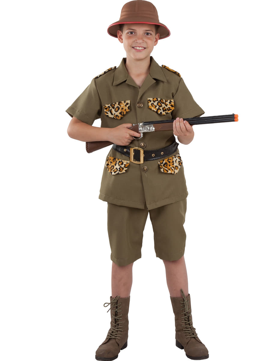 Boys & Girls Safari Clothing Nurture your children's love of adventure with clothing and luggage that have been built tough for protection and comfort on safari, travels, and for outdoor hobbies.