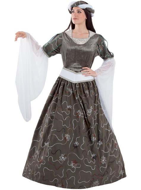 Sancha of Castile Costume