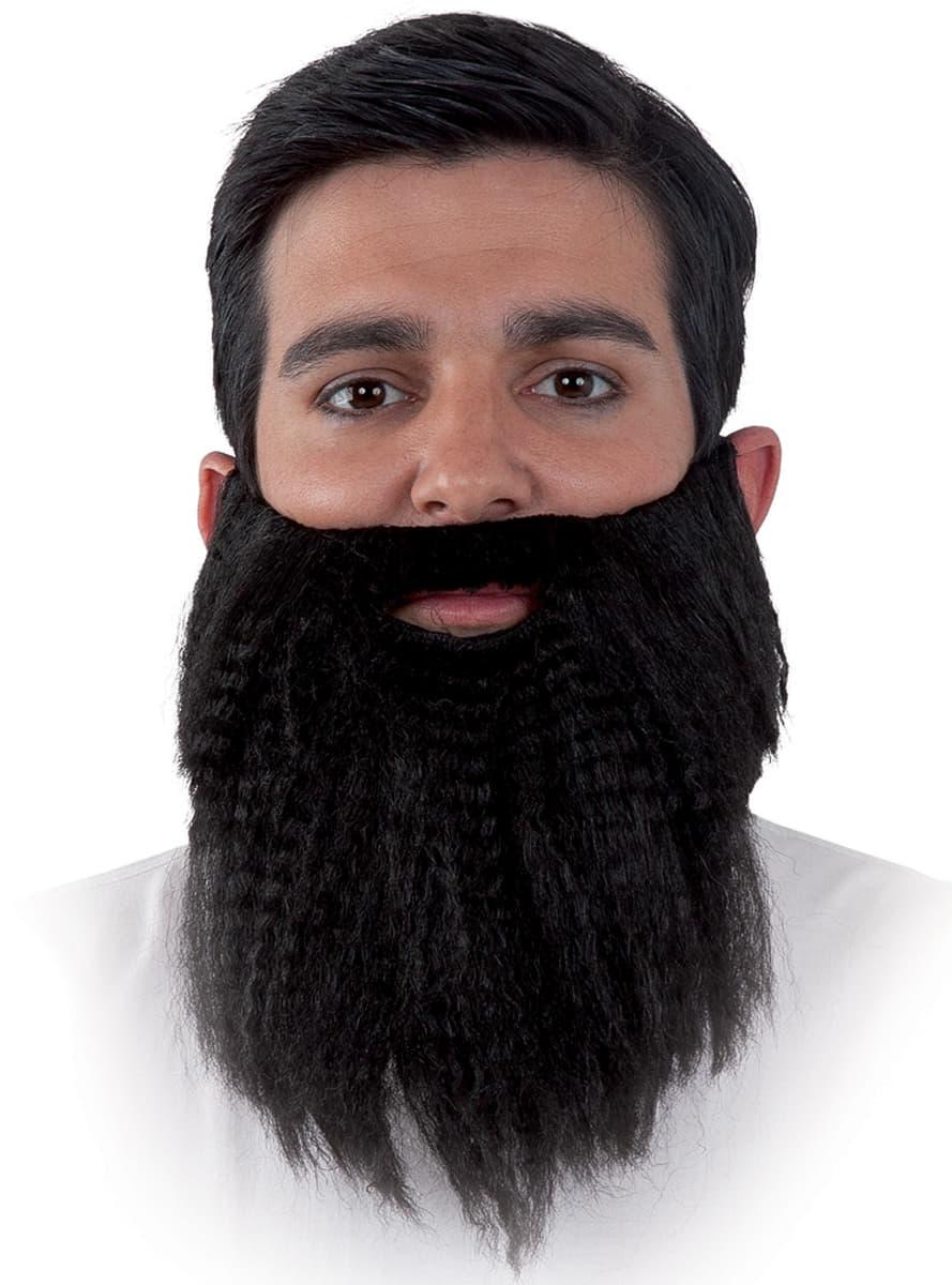 barba hipster da uomo per il tuo costume funidelia