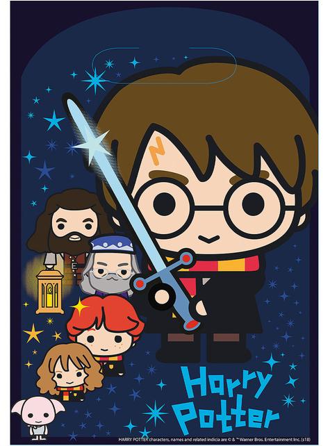 8 bolsitas de chucherías Harry Potter - Lumos Collection