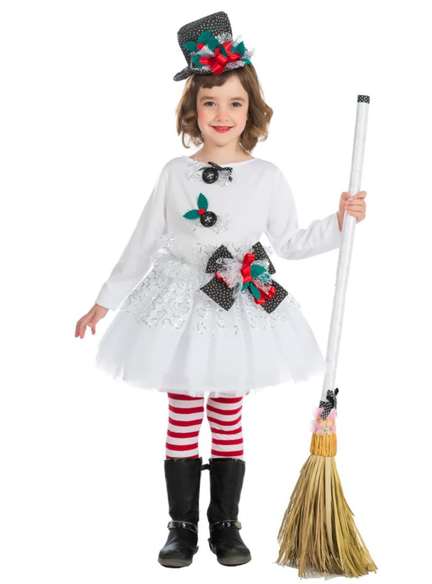 D guisement bonhomme de neige fille - Bonhomme fille ...