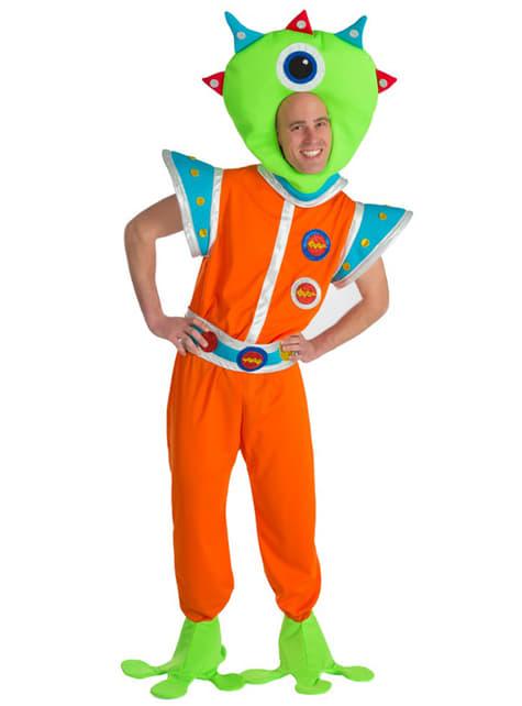 Disfraz de marciano para hombre