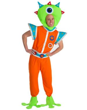 Marsmensch Kostüm für Erwachsene