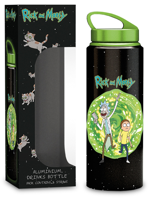 Bouteille Rick & Morty