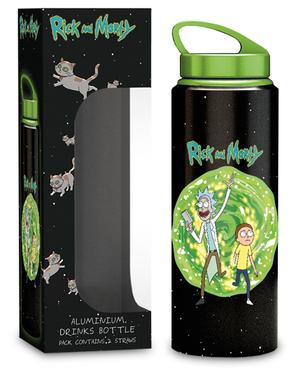 Rick & Morty bottle