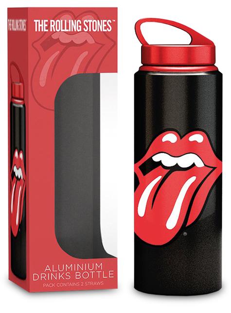 Botella Rolling Stones