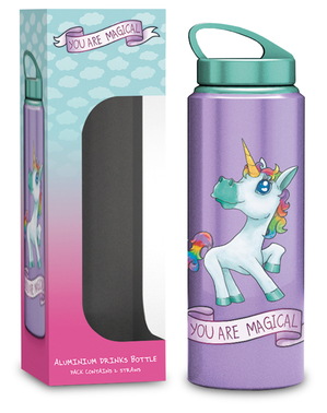 Botella Unicornio