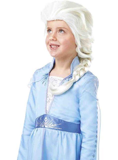 Elsa Frozen perika za djevojke - Frozen 2