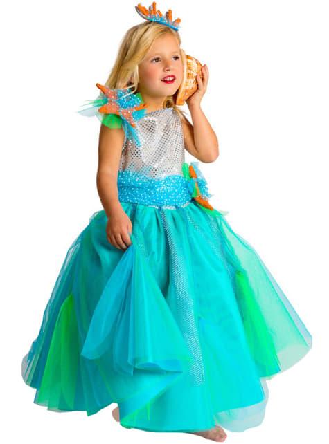 ילדה של נסיכת of the Seas התלבושות