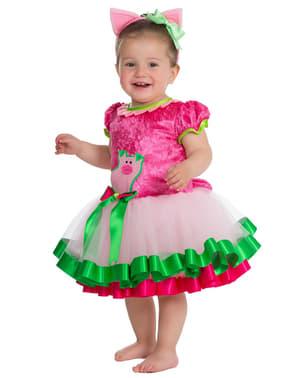 Baby Girl's Elegant Little Pig Costume