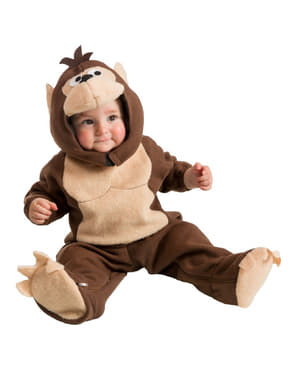 Kostým pro nejmenší roztomilá opička