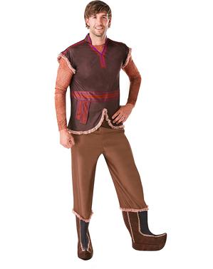 男性のためのKristoff衣装 - 冷凍2