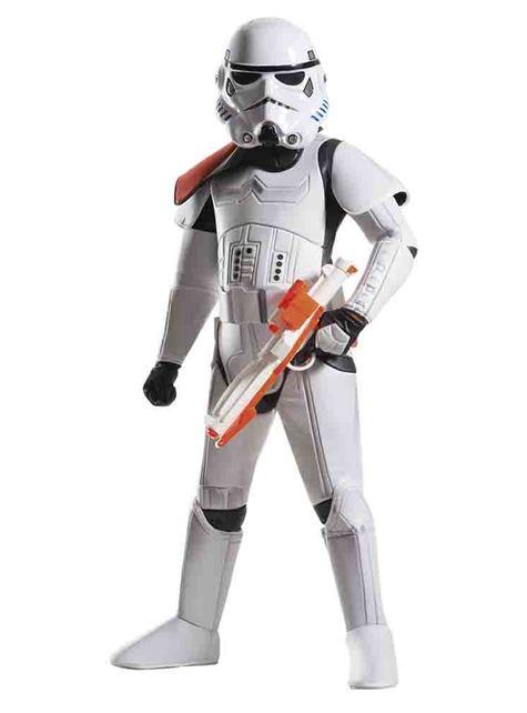 Fato de Stormtrooper deluxe para menino - Star Wars Episódio 9