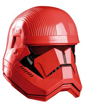 Casco de Sith Trooper Star Wars Episodio 9 para hombre