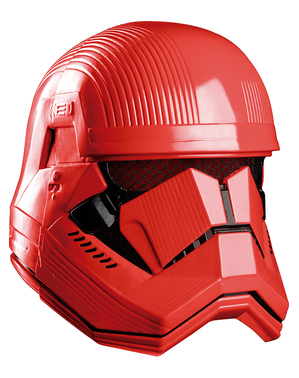Sith Trooper Star Wars Episode 9 Helm voor heren