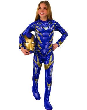 Fato de Rescue Os Vingadores Endgame para menina - Marvel