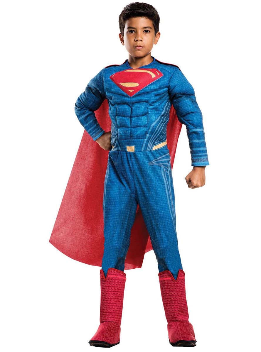 ... Superman Costume. Detalle Zoom  sc 1 st  Funidelia : super hero costume for kids  - Germanpascual.Com
