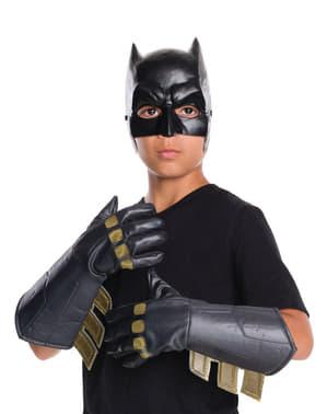 Batman Handschuhe aus Batman vs Superman für Kinder