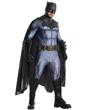 Men's Batman Grand Heritage: Batman v Superman Costume