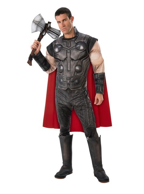 Disfraz de Thor para hombre deluxe - Los Vengadores