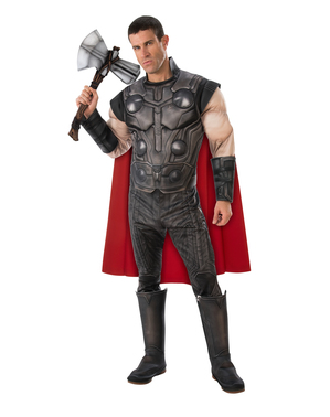 Fato de Thor para homem deluxe - Os Vingadores