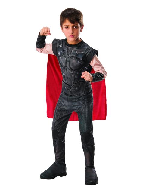 Thor klassiek kostuum voor jongens - The Avengers