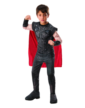 Klasyczny Strój Thor dla chłopców - Avengers