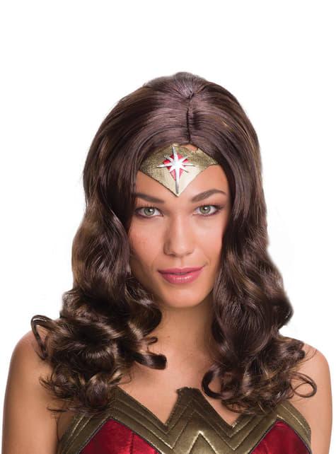 Wonder Woman Wig - Batman vs Superman