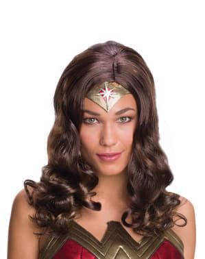 Perucă Wonder Woman Batman vs Superman pentru femeie