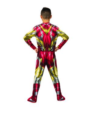 Costum Iron Man pentru băiat – The Avengers