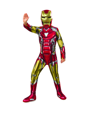 Iron Man kostuum voor jongens - The Avengers